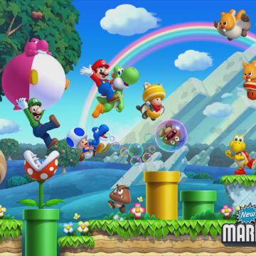Super-Mario-Huis